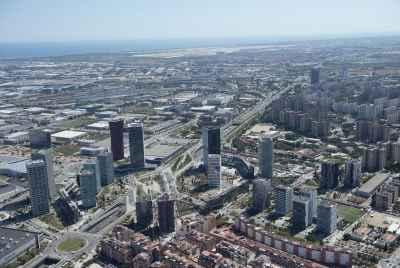 Офисное здание в Барселоне